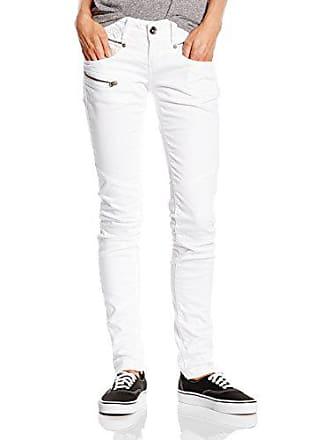 Jeans Gang Blanc L32 W27 Femme qXOaxwrnX