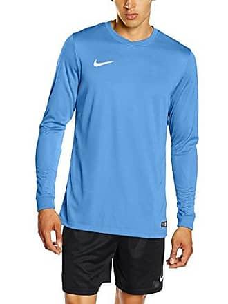 uomo Vi shirt bianco maniche Ls Park colore da M blu blu università a T Nike bianco taglia Jsy lunghe pE0XFqxww