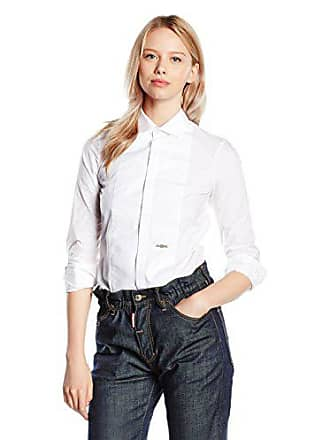Camisa Mujer Blanco 40 36 Dsquared2 Es it d6pqET