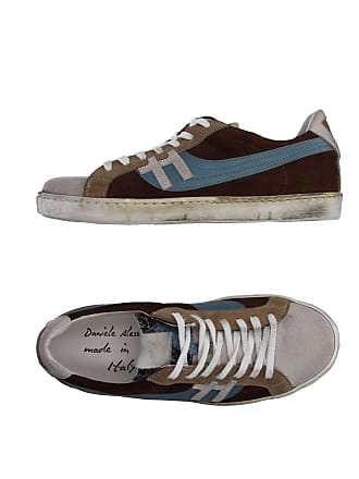 amp; Daniele Chaussures Basses Alessandrini Tennis Sneakers 44g8B7wq