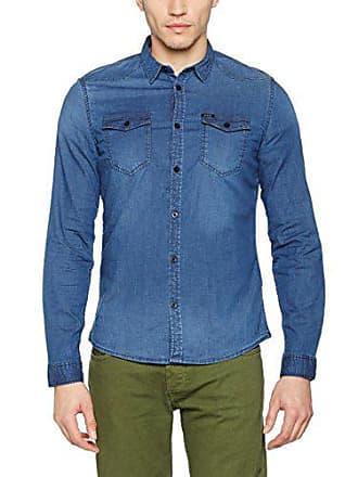 Camisa Para Hombre Weav M64h02d2cv1 50 weavy Guess FZqHAH