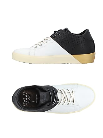 Leather Chaussures Crown Sneakers Basses Tennis amp; ffpArqw