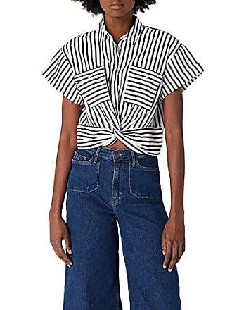 Multicolore Shirt black Mavi Blouse Stripe Striped Femme Xl 900 gn66aBq