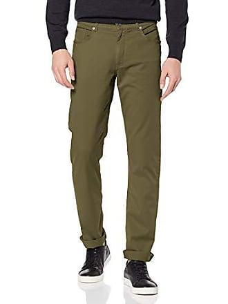 talla Del Cooper 32 Brax Pocket Supima Uni Five Pantalones Fancy 30 Fabricante W32 Para 35 Marathon l30 Flachgewebe Verde herb Hombre Sxxda4w