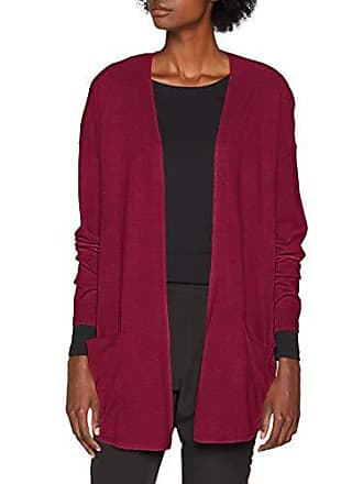 small 088ee1i002 Esprit Red Gilet 5 X plum Femme Rouge 609 zw7Zxd7q
