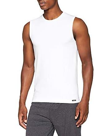 large Blanco white Skiny Top Hombre Men Xx Essentials Mangas Camiseta Sin Tank 0500 8zF7zq