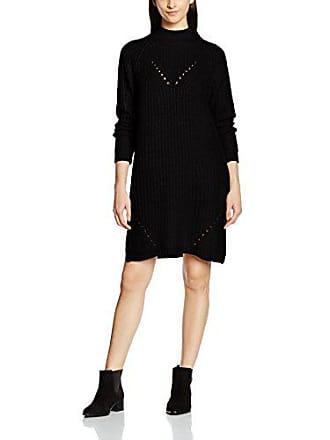talla Medium Vila Knit s Mujer Del Negro Vestido Dress black Visemina Clothes L 38 Fabricante qwHx6BPq