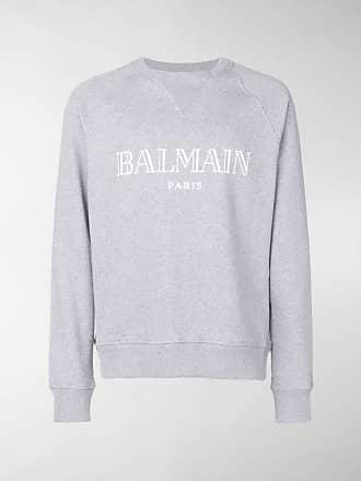 Print Logo Print Balmain Balmain Sweatshirt Logo Print Sweatshirt Balmain Logo 1wPTwq