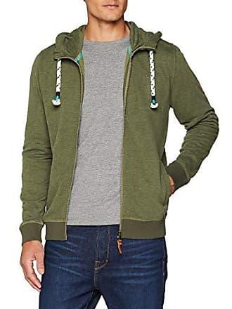 Esprit Shirt Homme Vert dark 355 998ee2j801 Large Khaki Sweat qq14rfU