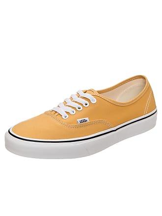 Vans Authentic Vans Sneakers Laag Sneakers Sneakers Geel Geel Laag Authentic Vans OICrqwO