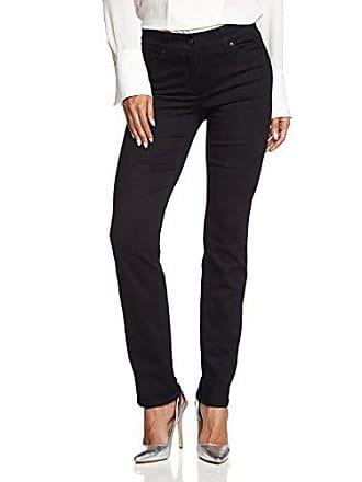 black L34 Mujer Para Gerry Weber Roxy Schwarz Color Denim Vaqueros 42 12800 Talla x70w6q
