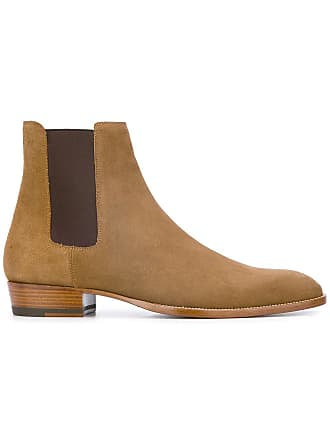 Saint 30 Bottines Laurent Marron Wyatt 4px7gaqw
