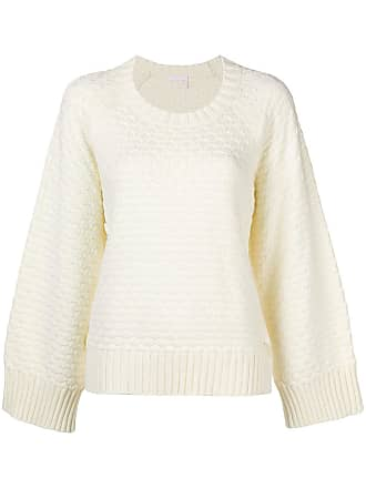 Blanc Chloé Knitted See By Jumper wSq00H
