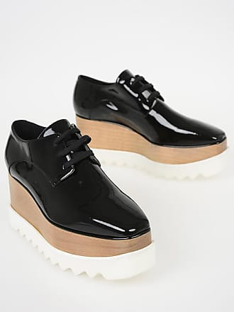 Size Leather Wedge Stella Mccartney Shoes 39 Faux 8v0wmnN