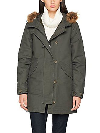 Acquista a Verde Parka in fino Scuro U767txqw
