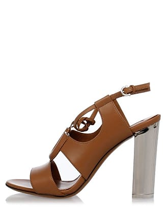 9 Size Sandals Leather Ferragamo Salvatore Galilea nxqwgXwFS