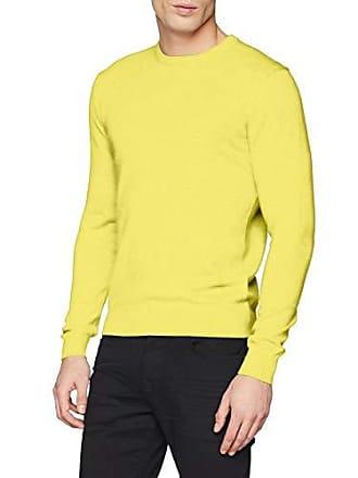 Maglione L maglione large uomo 28m verde X Benetton lime s 44rFcWRA