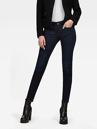 Waist Jeans 3301 Deconstructed G star Skinny Mid 0w4nRTxAqH