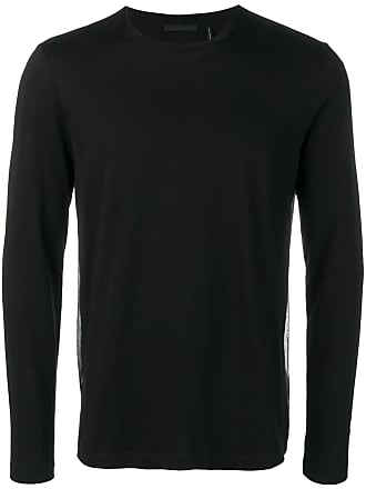 Helmut Lang T Manches shirt LonguesNoir à xohQsdtrCB