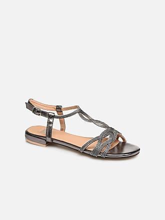 Love Shoes CalandraSandalen Für DamenSilber I EHIY29WD