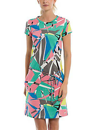 Multicolour X Bench Aop Vestido P1329 Dress large Para Mujer tropical Jersey Printed UqwqRx8vSF