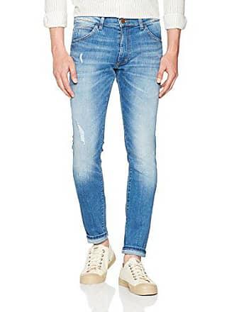 Wrangler Glory W32 l34 Jeans Hombre Bryson 30 Para light Ajustados Azul wTSpBq