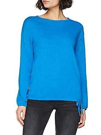 produttore blu blu donna 14 901 31 6634 6295 Camicia da maniche azzurro lunghe 42 S dimensioni a 40 oliver 1Swq71T