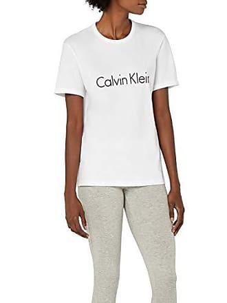 100 Neck Top Blanco Mujer Fabricante S Klein Large Pijama 42 white s Del Calvin Para De Crew talla wxA71ICq