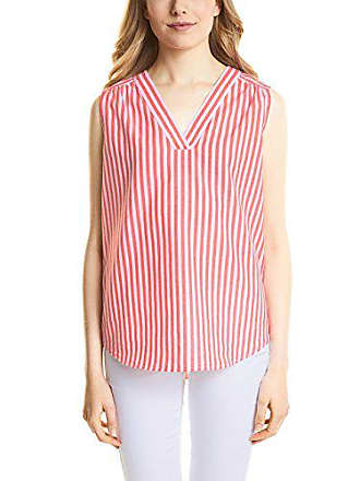 21346 340908 Mujer hibiscus Para Blusa Street 38 Red One 7CUwqFq5S0