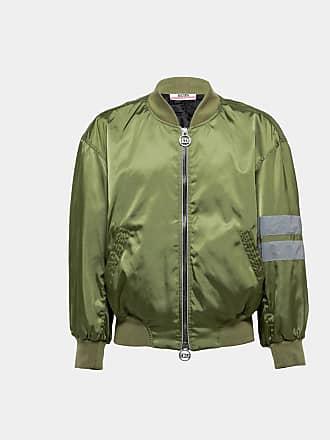 Bomber Jacket Oversized Green Hunter Gcds qRSvA