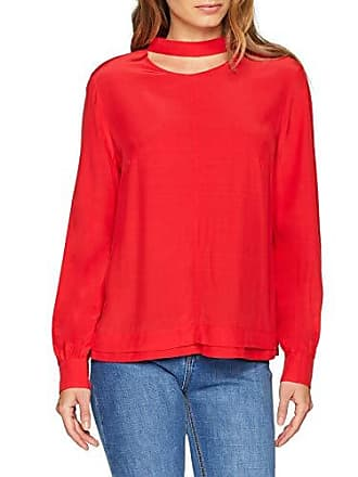 Comma luminous 3123 8889 11 Rot Femme Red Blouse 81 42 809 rFqawpxnrA