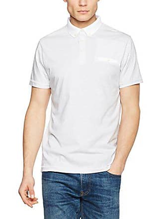 Ditsy whte mrine French Hombre Connection 10 Slim camiseta Weiß summerdot L Summer Zx6qRE
