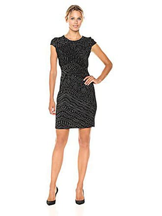 Vest 2000 Large Para Vestido anouk Mujer negro Desigual 1xdq6TwSq