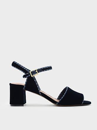 Sandals Classic Keith Block Heel amp; Charles wqFUfxEX