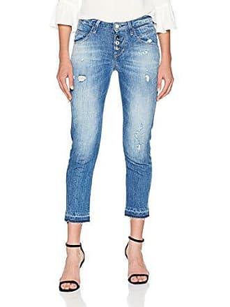 Buttons Guess Vanille Slim Produttore Jeans DonnaMulticolorekale38taglia Yg7bv6fy