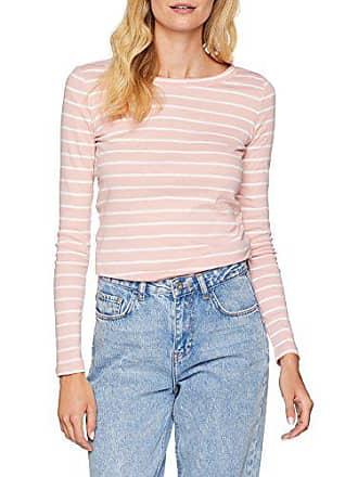 X Longues À small 998ee1k810 shirt light Rose Femme T Manches 690 Pink Esprit ZwAPCxpqC