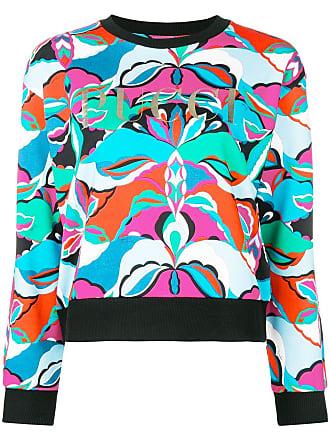Pucci Print Multicolore Sweater Emilio Psychadelic 8qYwzAv