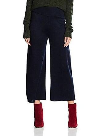 Mujer Gestuz Fabricante Azul Pantalones 34 small tamaño Jennifer X Navy Para Culotte dark InqWxITrZ
