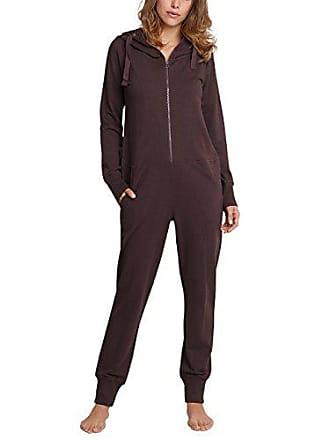 Einteiliger Jumpsuit Schiesser Damen Relax amp; Schlafanzug Mix P5Zxq5