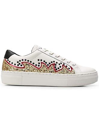 d98306997b5 Arts Lace Victoria Moa up Master Hvid Sneakers Of ZxRWwZEqSH