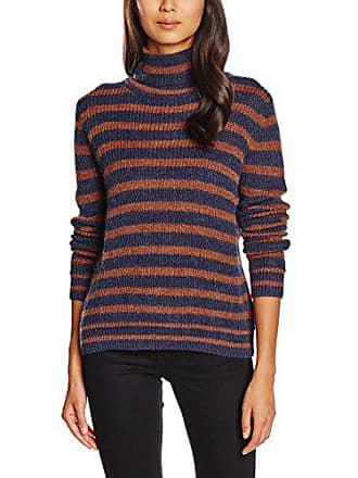 Mujer T Azul 40 42 Knit Ealine Female neck Para de Es Second Suéter 0Uqaxw8t