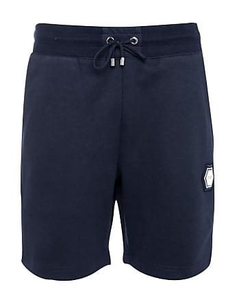 Balr series Q Shorts Metal Marineblau Hexagon Badge ppTrzxqw