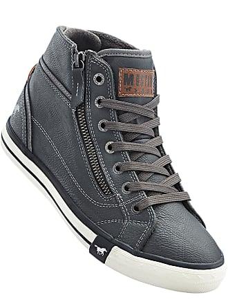 Pour Bonprix Femme High Mustang Gris Sneakers n7SOxxP