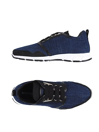 amp; Footwear Sneakers tops Low Dsquared2 TxpwBq0t