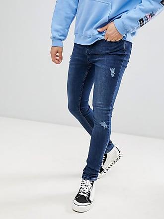 In Blau Bio i Schmale Jeans Aus Mittelblau John o K baumwolle wF8xqZOZ