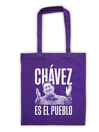 Icon Es And My Clothing Hugo Chavez El Art Pueblo TaschentascheViolett 5jA4LR