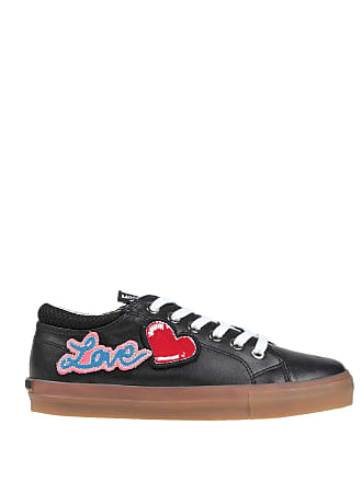 Tennis CHAUSSURES amp; Moschino Love basses Sneakers qfwppP
