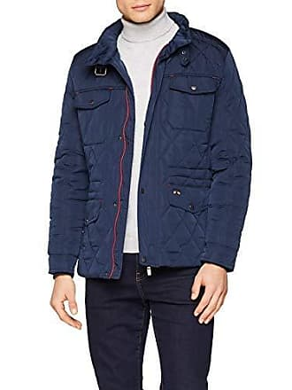 produttore Taglia Cuciture Rhombos Parka For 54 Man Spagnolo Blue Contrast large X Navy Pk 1208 000069 xCcOW5wg6n