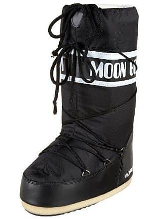 black Botas Nylon 30 27 Moon Eu Unisex Para Tecnica Negro De Boot Niños Nieve 001 aqBBtvw4S