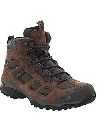 2 Jack Mid Marron Hike Chaussures De Texapore Randonnée dark Hautes Homme M Wasserdicht Wood Eu 5690 Wolfskin 47 Vojo qfrWft
